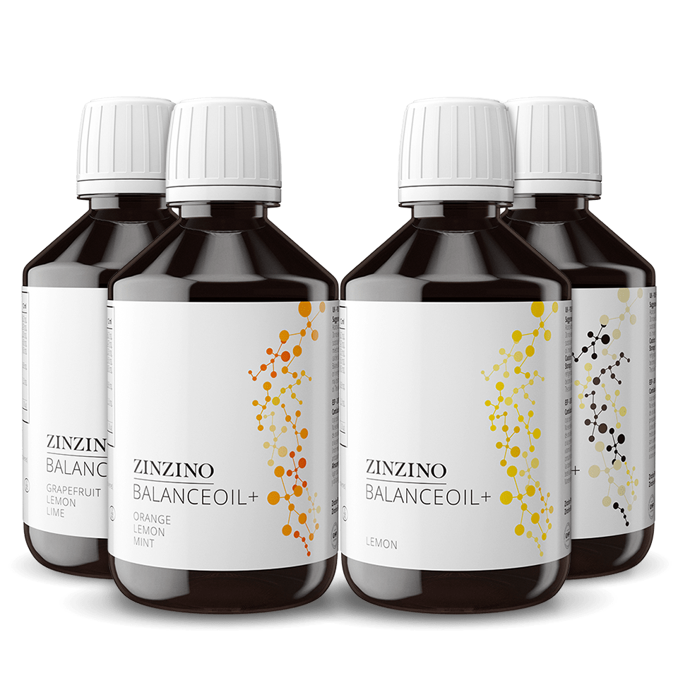 Zinzino Balance Oil